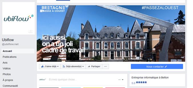 facebook ubiflow